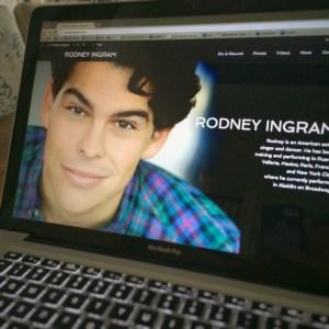 My new website!