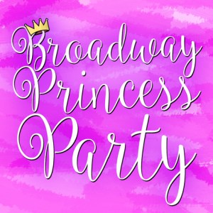 Courtney Reed + Alison Luff = Broadway Princesses