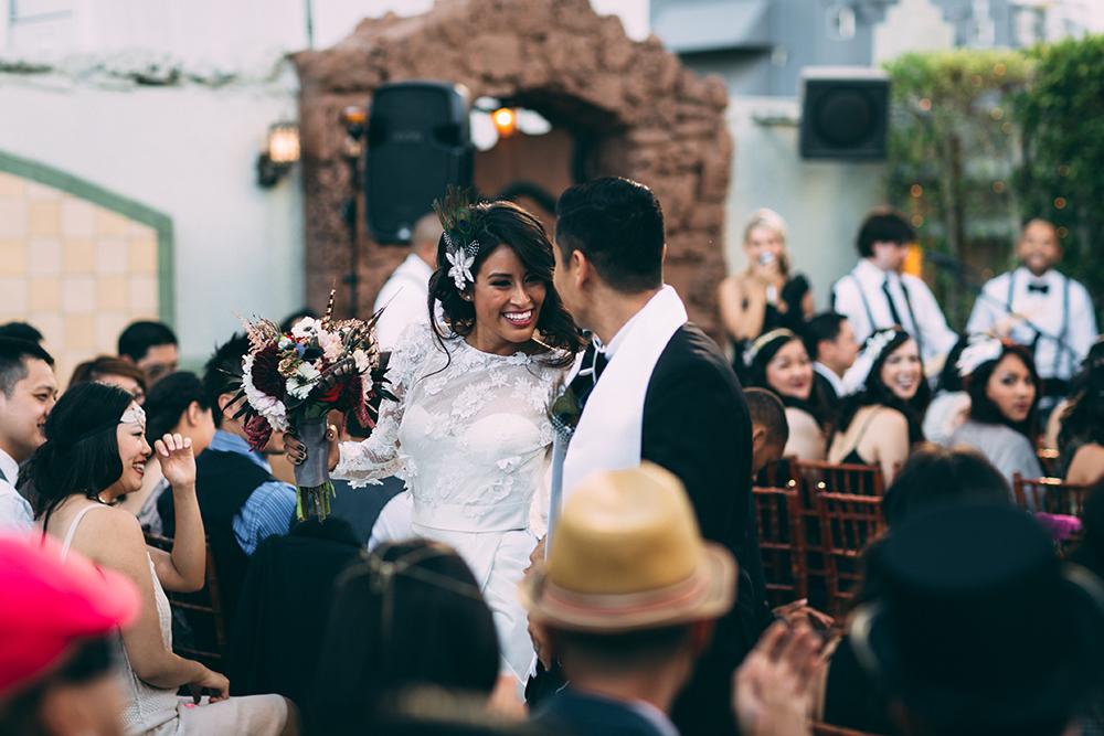 Oviatt Penthouse wedding - 20