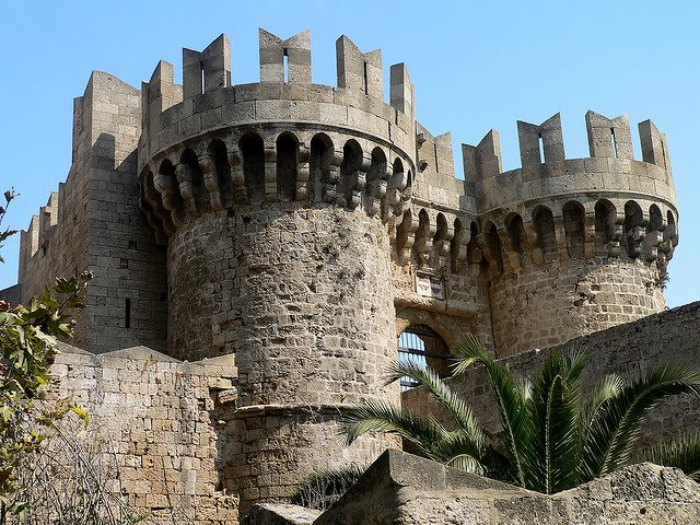 History of Rhodes
