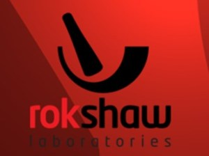 Rokshaw Laboratories - Red logo