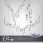 Claire - Princess Set - Platinum