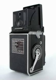Rolleiflex 2.8A - Type 2
