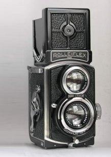 Original Baby Rolleiflex 4x4 - Model 4RF 430-Sport
