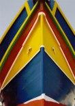 'Maltese Fishing Boat' Rolleiflex 3.5F, Mk4, Fuji Reala