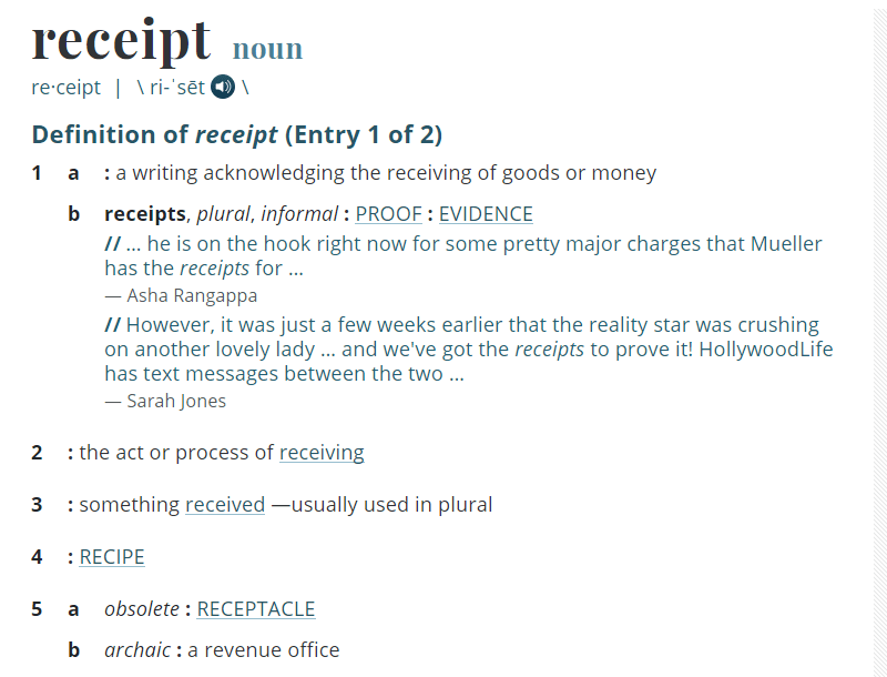 Urban culture co-opted again: 'Stan,' 'receipts,' others added to dictionary - Rolling Out