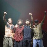 Rage Against the Machine in 2007. Photo: Flickr user: Penner/CC BY-SA 3.0