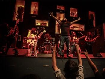 Photos: Albatross Pay Tribute to Black Sabbath at Hard Rock Cafe, Worli, Mumbai