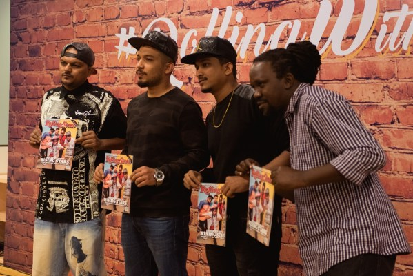 Photos: #RollingWith Hip-Hop Special feat. Divine, Naezy, Ace and Bobkat