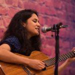 Singer-songwriter Shubhangi Joshi. Photo: Prashin Jagger.