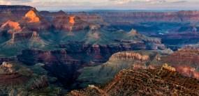 Arizona_Grand Canyon_Grandview Pt_Sunset_6962