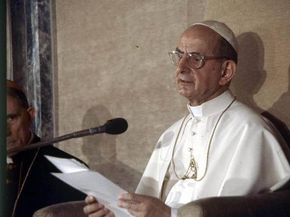 Paolo VI, beatificazione blindata per l'allarme terrorismo islamico - Corriere.it