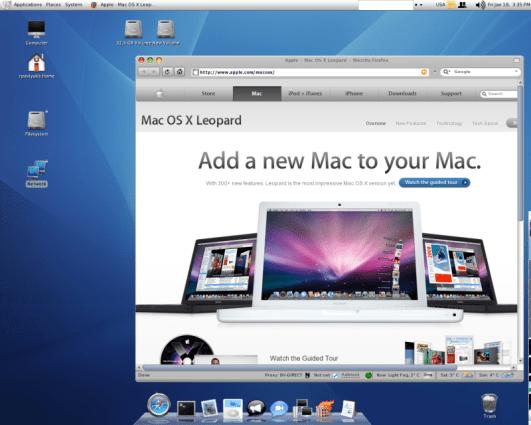 MacOS X Tiger