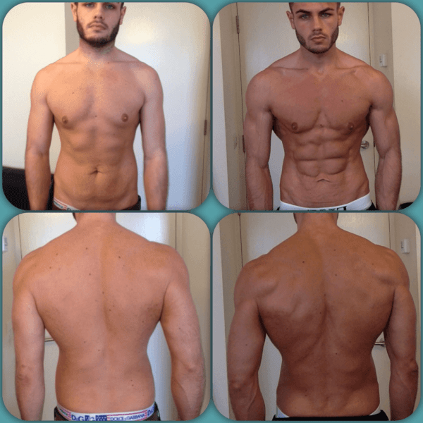 """""""The insight into these new training concepts and methods have proved invaluable for both myself and my programming for my own clients. Oh, and to be fair the gains were pretty damn awesome too!"""" - Seb, current client and fellow coach"""