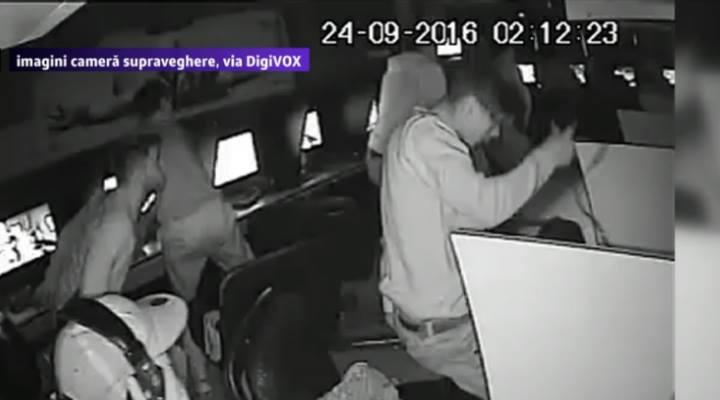 (Video) Noi imagini de la cutremurul de vineri noapte