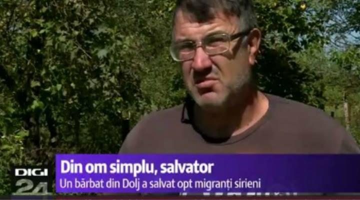 Salvați de un român! 8 Migranți păcăliți că au ajuns în Ungaria. Aveau hainele ude, frigul le intrase în oase, erau înfometați şi însetaţi