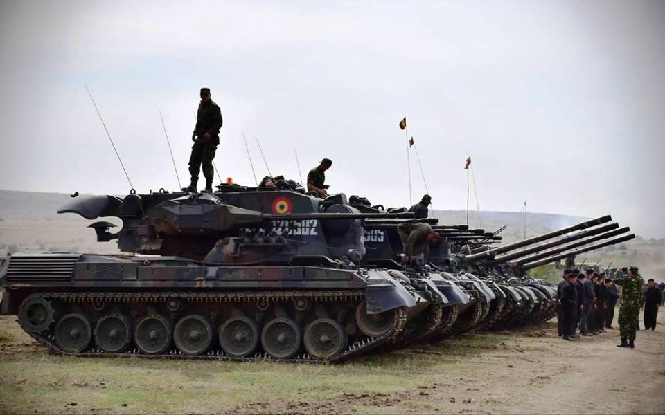 """România pregătește reintroducerea serviciului militar obligatoriu. Vezi cine fac """"presiuni"""":"""