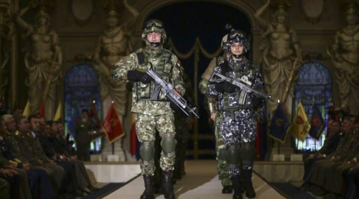 (Video)  Soldații români, dotări de SENZAȚIE. Vezi cum arată noile uniforme de război