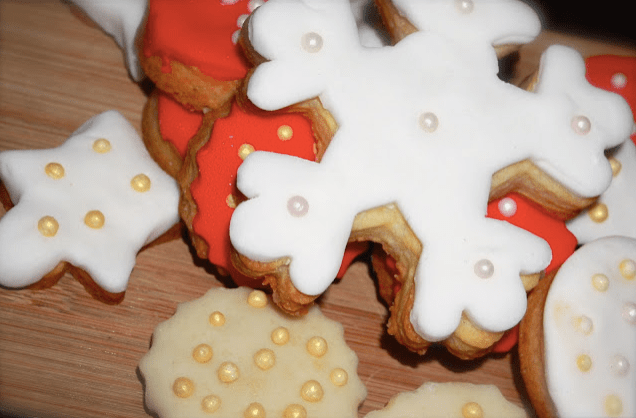 Making Your Own Christmas Presents: Cookies