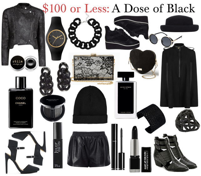 Romeostyle 100 or less A dose of black