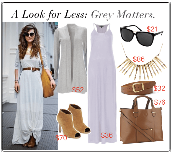 a look for 100 grey matters