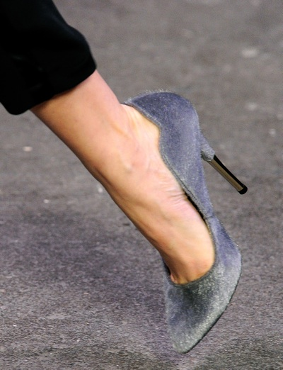 Payless At Christian Siriano Mercedes-Benz Fashion Week Fall 2012