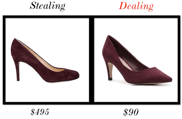 deals galore low heel 11