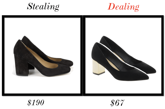 deals galore low heels 5