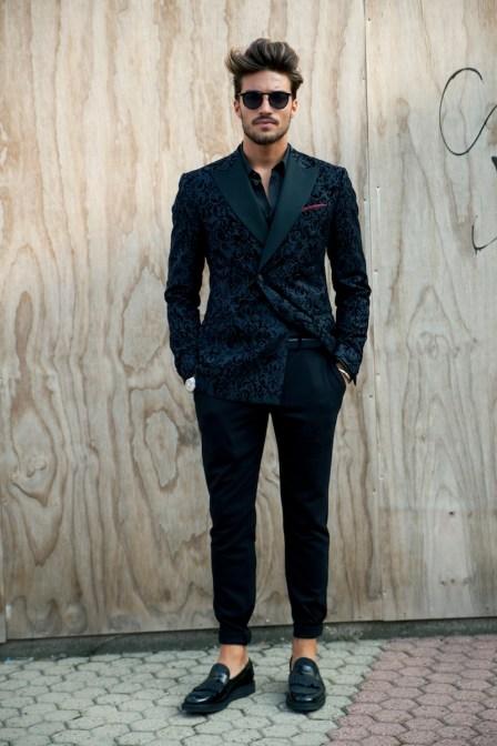 men style velvet looks 14