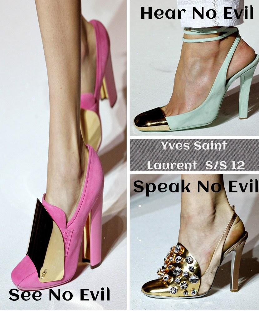 no see hear or speak ysl ss 12