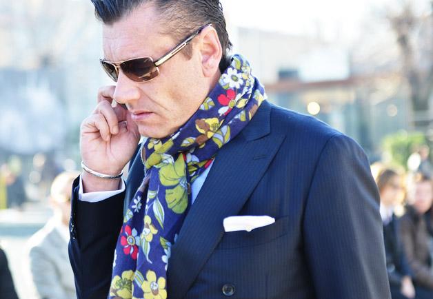pitti uomo scarf 3