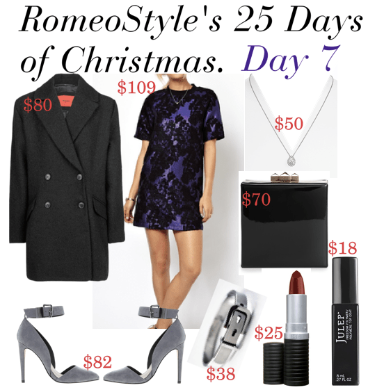 romeostyle 25 days of christmas  7