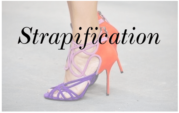romeostyle Strapification shoe lover