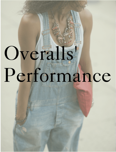 romeostyle overalls performance