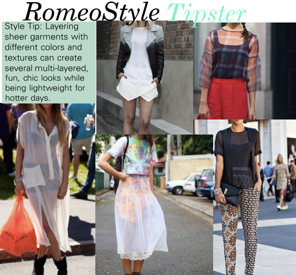 romeostyle sheer style tips 4