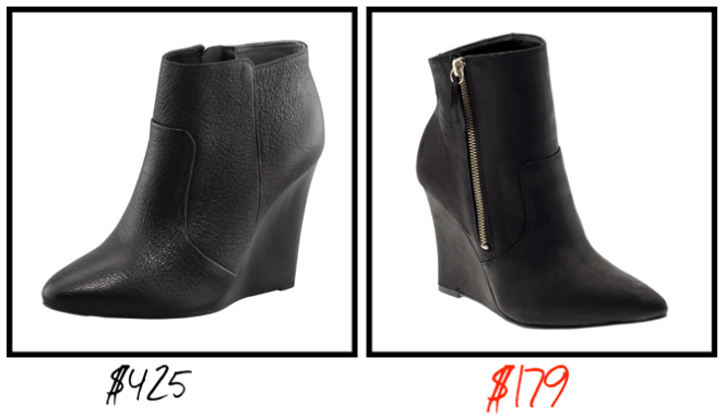 stealing or dealling booties fw13 9