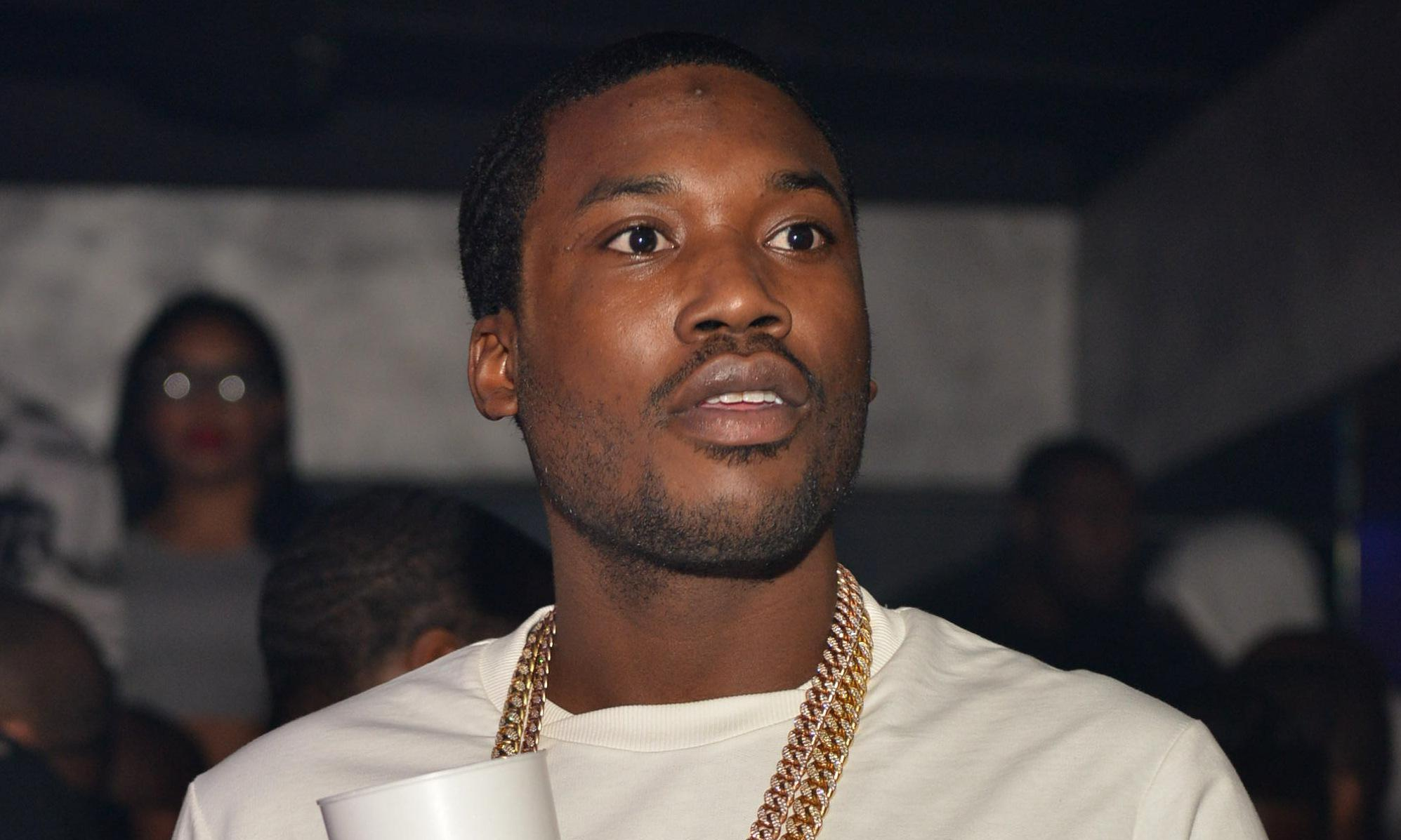 Meek Mill And Karrueche Host Party