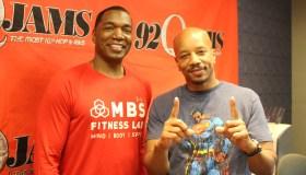 Konan & Monty Fitness