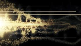 Combined bursts of energy form a powerful beam which is able to destroy whole planets.