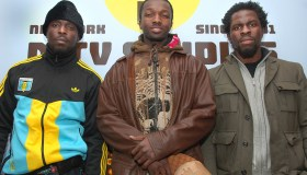 Cast of HBO's 'The Wire' Visits MTV's 'Sucker Free' - January 9, 2008