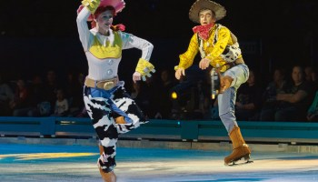 Scenes from Toy Story: Disney on Ice celebrates 100 hundred...