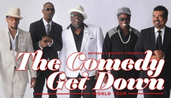 Comedy GetDown Baltimore No PreSale