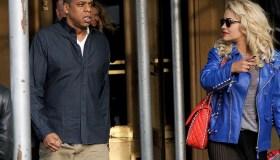 Rita Ora and Jay Z