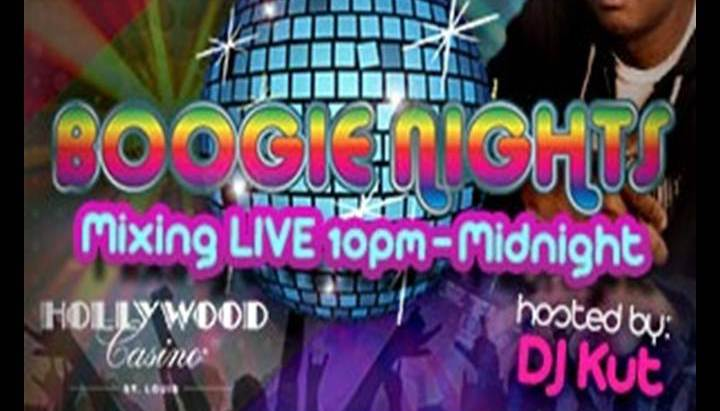 Boogie Nights at Hollywood Casino - August