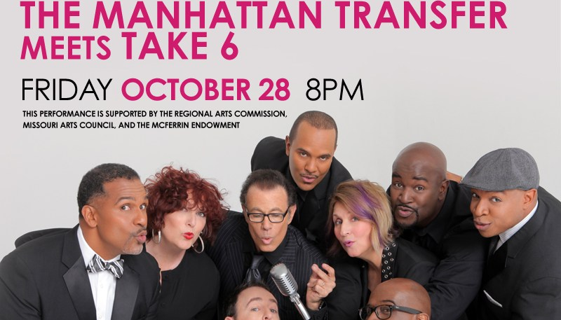 Manhattan Transfer and Take 6