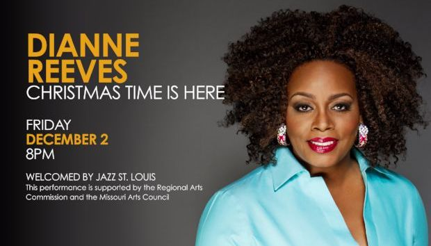 Dianne Reeves at The Touhill
