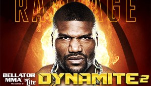 Bellator MMA: Dynamite 2 featuring Rampage