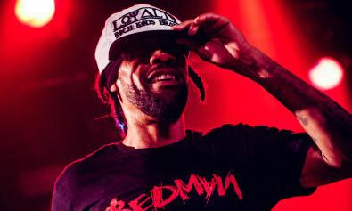 Redman Performs In Berlin
