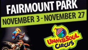 Universoul Circus 300x250