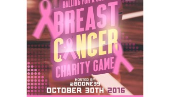 Breast Cancer Charity Game